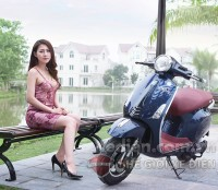 Xe điện Vespas Dibao Limited 2500 chiếc